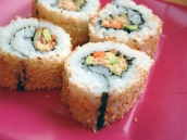 Satisfy Your Sushi Cravings