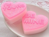 Fresh & Sexy Valentine's Soap