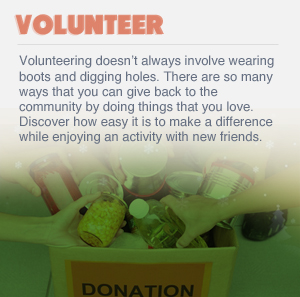 VOLUNTEER - Join Lifecrowd as we give back to our community!